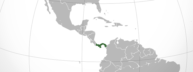 republic-of-panama-map