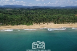 Titled Beach Front Lot Near Future Decameron Resort