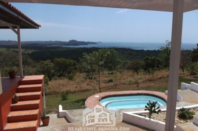 Azuero Ocean View 2 Bedroom Home
