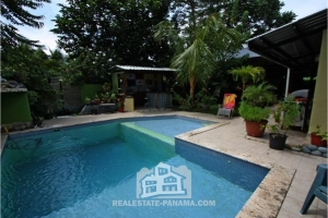 Gatun Lake House with Pool in Colon - $163,000