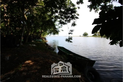 Riverfront Land with Direct Access to the Caribbean in Colon - $125,000