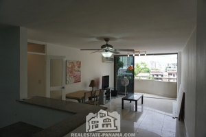 El Cangrejo 2 Bedroom with Balcony