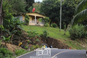 Country Home Near Isla Grande Colon
